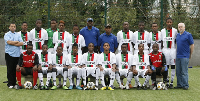Glentoran Football Club Strengthens Bond with Insaka Academy