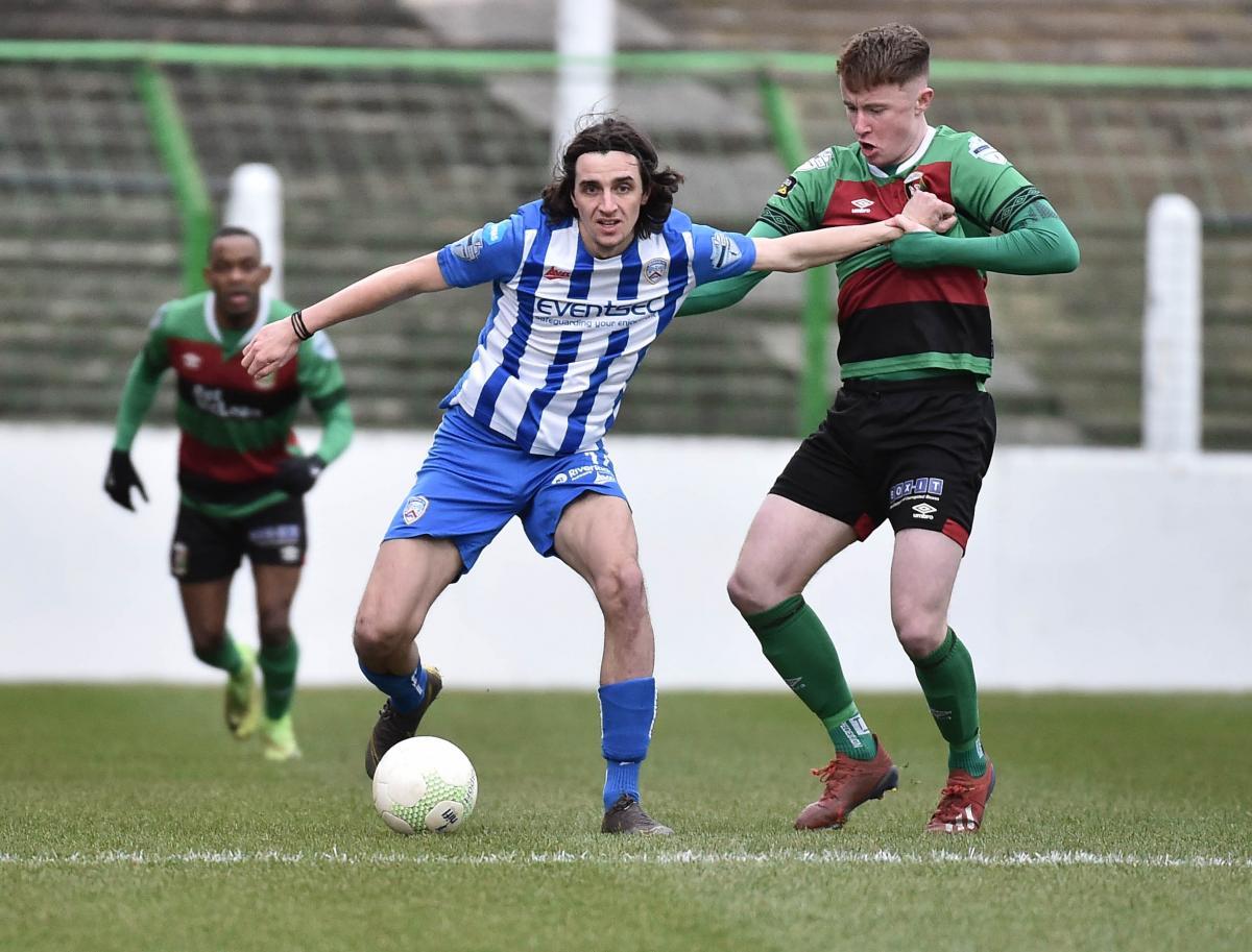 Glentoran 0-1 Coleraine | Glentoran FC