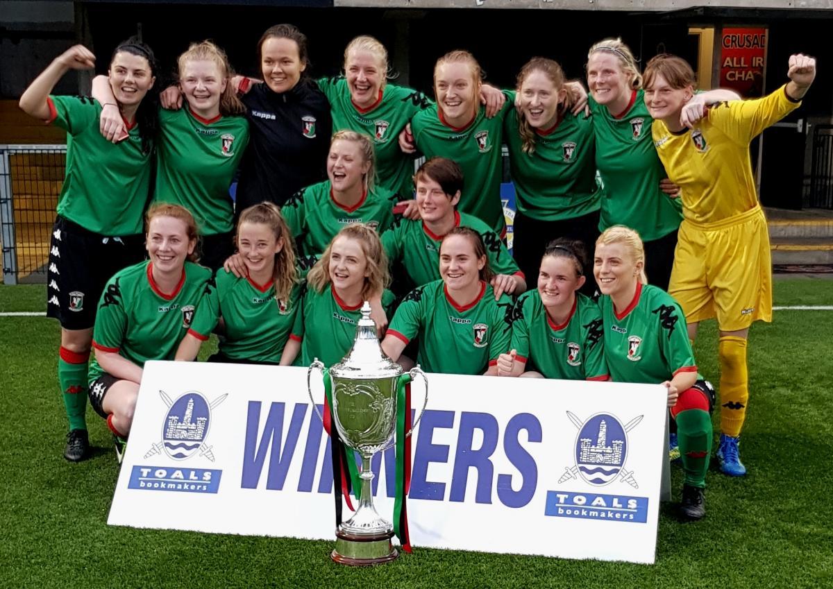 67b375c6aab Our Club, Our Community   Glentoran FC