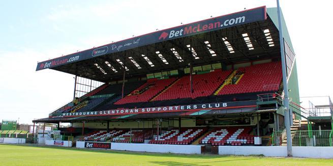 Main Stand Photo